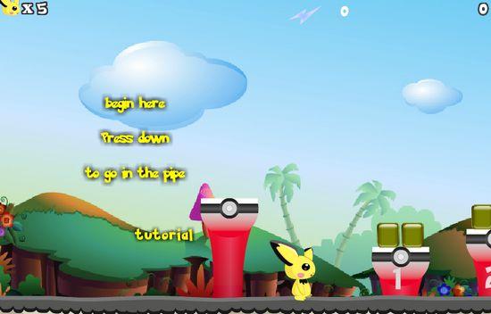 Pokemon phiêu lưu 1