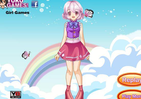 thời trang Anime 2
